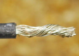 Tinned Solid Copper Wire